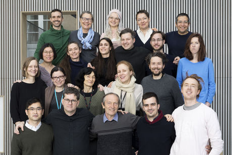 Genome Integrity - group photo