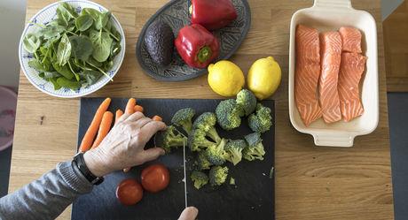 sund mad mod kræft