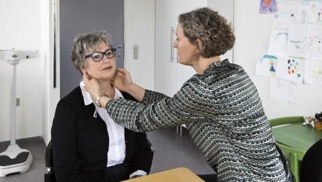 Symptomer på strubekræft - Kræftens Bekæmpelse