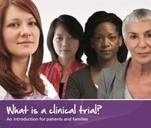 What is a clinical trial folder