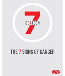 Download brochure about the 7 signs of cancer