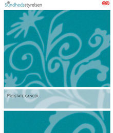 Download brochure about prostate cancer