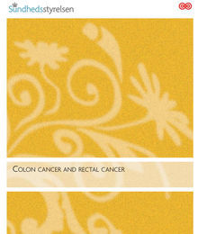 Download brochure about colon cancer and rectal cancer