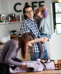 Dating enkemand med datter