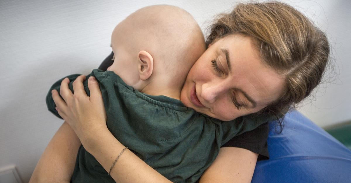 Hvis dit barn har kræft - Kræftens Bekæmpelse