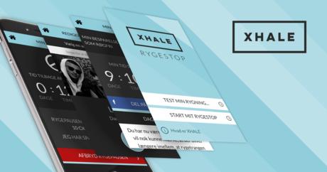 XHALE er blandt verdens bedste apps - Kræftens Bekæmpelse